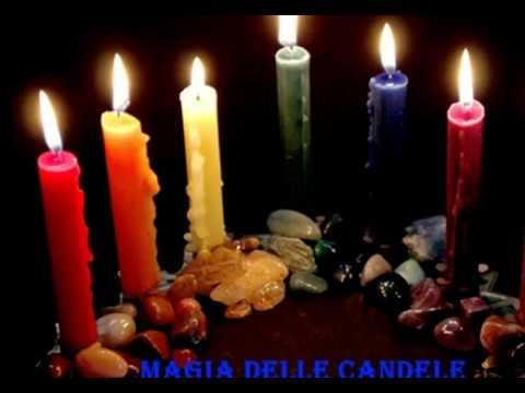 Le emorroidi sono entrate in una candela