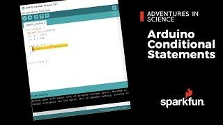 Arduino Code: Conditional Statements