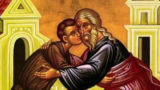 Очень Красивое покаянное песнопение  Хор  монастыря