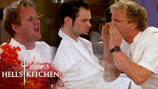The Best Of Gordon Ramsay On Hells Kitchen | Part Two