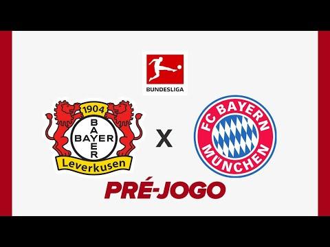 BUNDESLIGA AO VIVO! Bayern de Munique enfrenta o Leverkusen para se aproximar do título; Pré-jogo