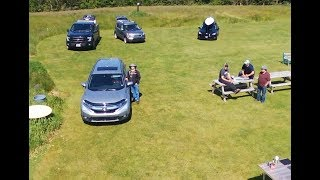 Chris Trying the Parrot Bebop 2 FPV