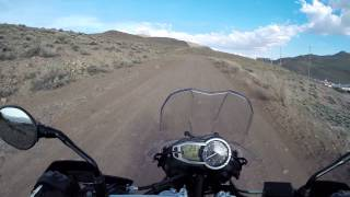Tiger 800XC First Time Off Road