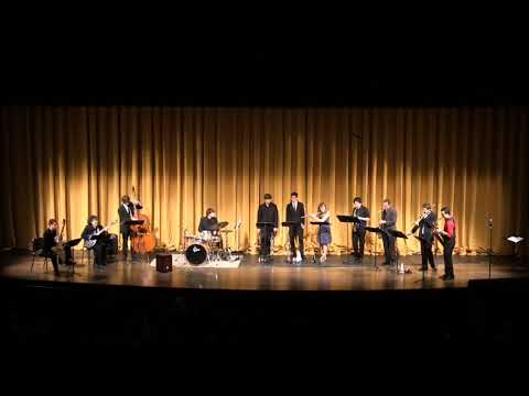 "This is taken from a performance of ""Blues for 11"", an original composition."
