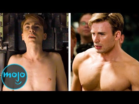 Top 10 Actors Who Got Buff for a Movie Role 2