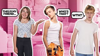 """Calling My BOYFRIEND A """"Friend"""" To See How He REACTS **GOT HEATED** 🔥💔