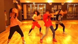 Azealia banks feat.style p / NATHAN(1)- Choreography By:AYA(HONEY WAXX)