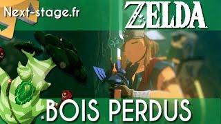 ZELDA | Traverser Les Bois Perdus