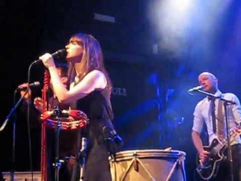 Laura Jansen - A Call To Arms. With Yoshi Breen and Koen-Willem Toering. Live @ Tivoli Utrecht