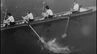 Гребля академическая обучающий фильм 1979г.