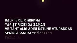 Hande Yener - Bakıcaz Artık ( Lyric Video)