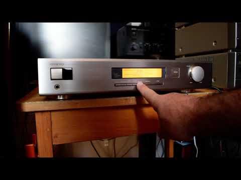 ONKYO R100 gyönyörű hangú rádió erősítő PHONO in!