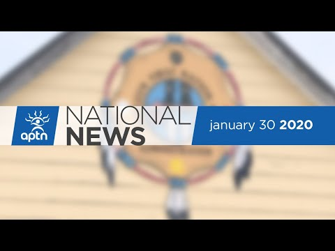 APTN National News January 30, 2020 – Birth alerts ending in Manitoba, RCMP settlement