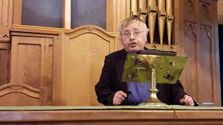 18th October Sunday Sermon