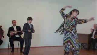 Мухаммад Икбол, таджикская песня Ай вори вори, 30.10.2011
