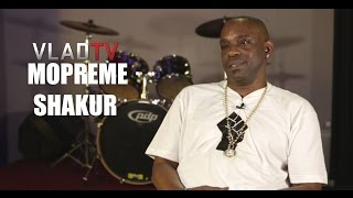 Mopreme Shakur: Some are Lying About Being at 2Pac's Bedside