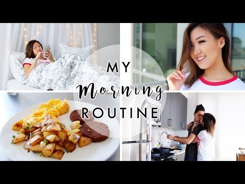 My Morning Routine | ilikeweylie