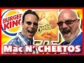 Burger King Mac n Cheetos Review with Ian Keiner Peep This Out