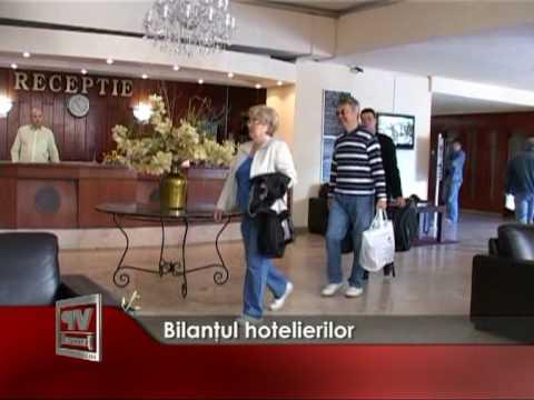 Bilanţul hotelierilor