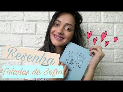 Faladas de Sofia   Resenha ? #devoradoradelivros