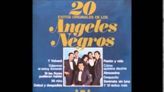 Dejenme Si Estoy Llorando - Los Angeles Negros