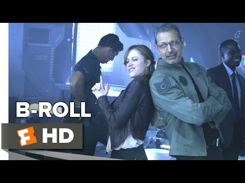 Independence Day: Resurgence (B-Roll)