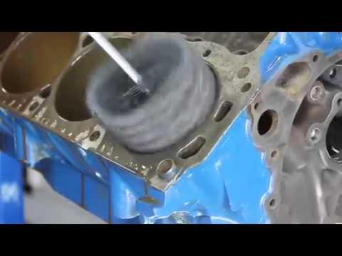 Motor Blok ve Silindir Kapak Revizyonu için Flex Honlama