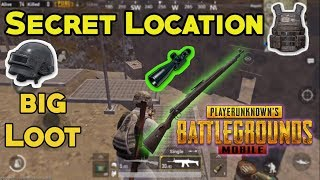 PUBG MOBILE : Secret Location Miramar MAP | Big Loot | Hindi (2018)