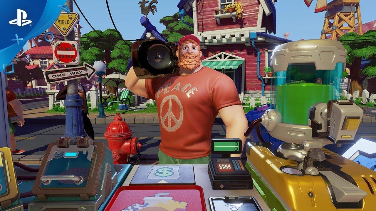 Quanto siete veloci a servire in un fast food? Scopritelo con la simulazione I'm Hungry per PS VR