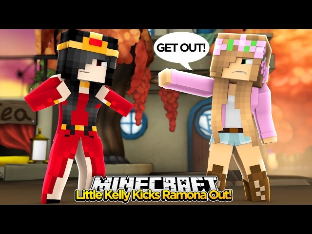Minecraft-little-kelly-kicking