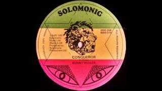 BUNNY WAILER – Conqueror [1981]
