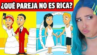 ACERTIJOS QUE NO SABRAS RESOLVER NI QUE TE AYUDEN | Mariale