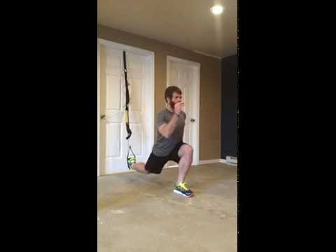Joshua Reed: TRX Suspended Split Squat