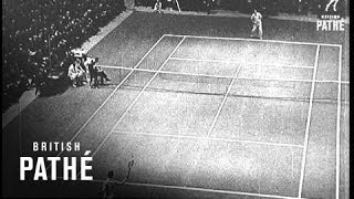 Battle Of Tennis Stars (1934)