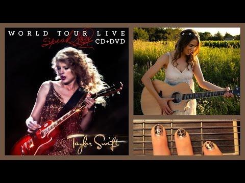 Drops Of Jupiter Taylor Swift Guitar Lesson Guitar Goddess Chords