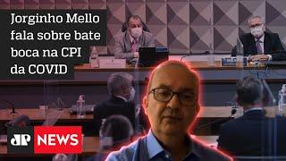 Jorginho Mello: Renan Calheiros não tem moral para falar de ninguém