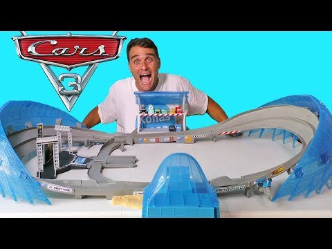 mp4 Cars 3 Ultimate Florida Speedway Track, download Cars 3 Ultimate Florida Speedway Track video klip Cars 3 Ultimate Florida Speedway Track