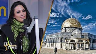 اغاني حصرية حنان العش تبكي بسبب فلسطين وتؤكد فلسطين احسن بلاد زرتها تحميل MP3