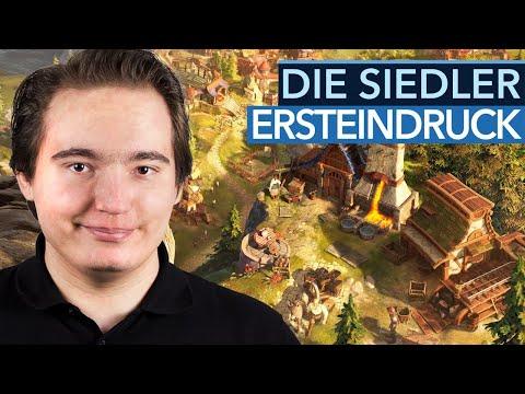 Die Siedler kommt 2019 zurück - Maurice zeigt erstes Gameplay