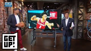 Jalen Rose, Mike Greenberg agree Colin Sexton is a terrific prospect in NBA draft | Get Up! | ESPN