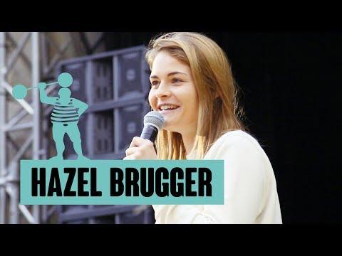Hazel Brugger: Romantika a vztahy