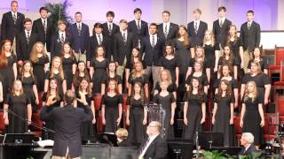 Mississippi Baptist All-State Youth Choir & Orchestra 2013 / Sweet Chariot