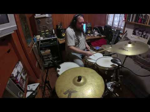 Rocket Man (I Think It's Going to Be a Long, Long Time) - Elton John (Drum Cover)