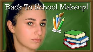 REALISTIC Drugstore Back To School Makeup Tutorial! - Video Youtube