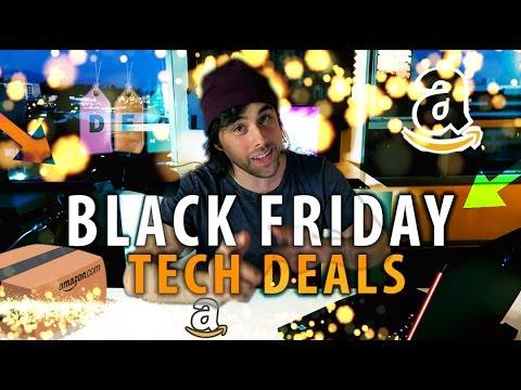 Best Black Friday Tech Deals! 2016 - Amazon Picks