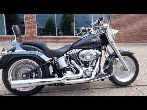 2009 Harley-Davidson Softail® Fat Boy® in Ames, Iowa - Video 1
