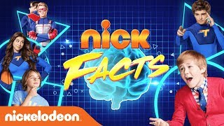 Nick Facts feat. Jace Norman, Kira Kosarin, Casey Simpson & More! | Nick