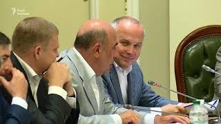 Рабінович відмовився переходити на українську в Раді