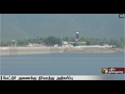 Inflow-into-the-Mettur-reservoir-increases-due-to-rains-along-the-TN-Karnataka-border
