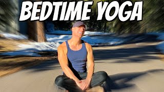 Bedtime Yoga For Relaxation and Better Sleep with Sean Vigue